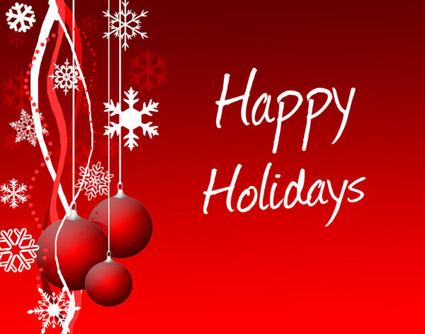 El Paso Texas Law Firm - Happy Holidays